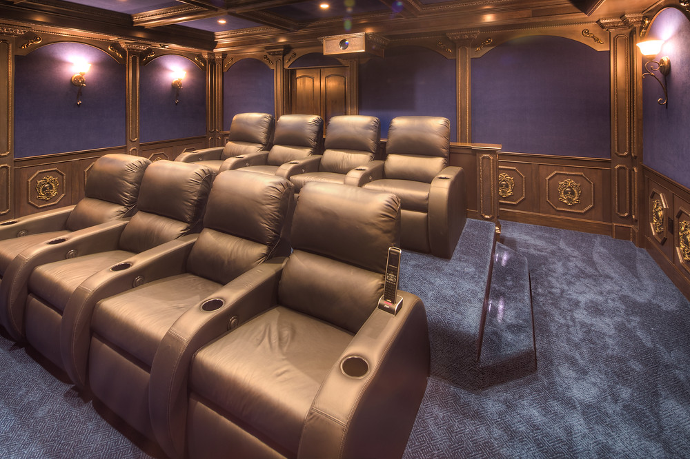 Acoustic Design Tips For New Jersey Home Theater