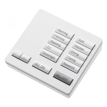 Lutron Radio Ra2 Table Top Keypad For Smart Lighting Dealer NJ