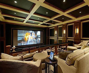 Photo Gallery Of Home Theaters In NJ