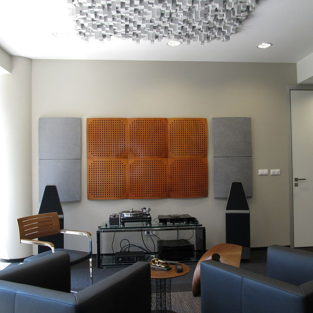 Audiophile Listening Room Ideas JBL Synthesis