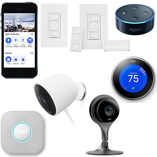 Do it your self smart home kit you can do in one day with nest lutron diy one day smart home do it yourself solutioingenieria Gallery