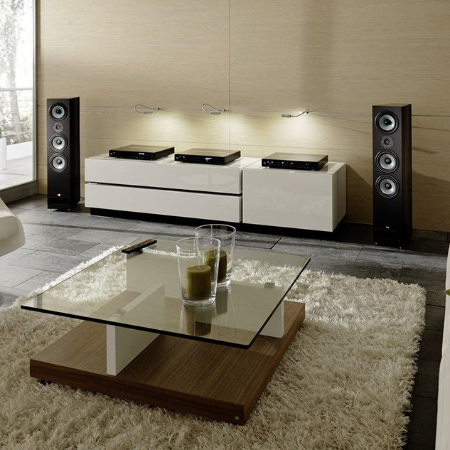 Audiophile Listening Room Ideas JBL Synt