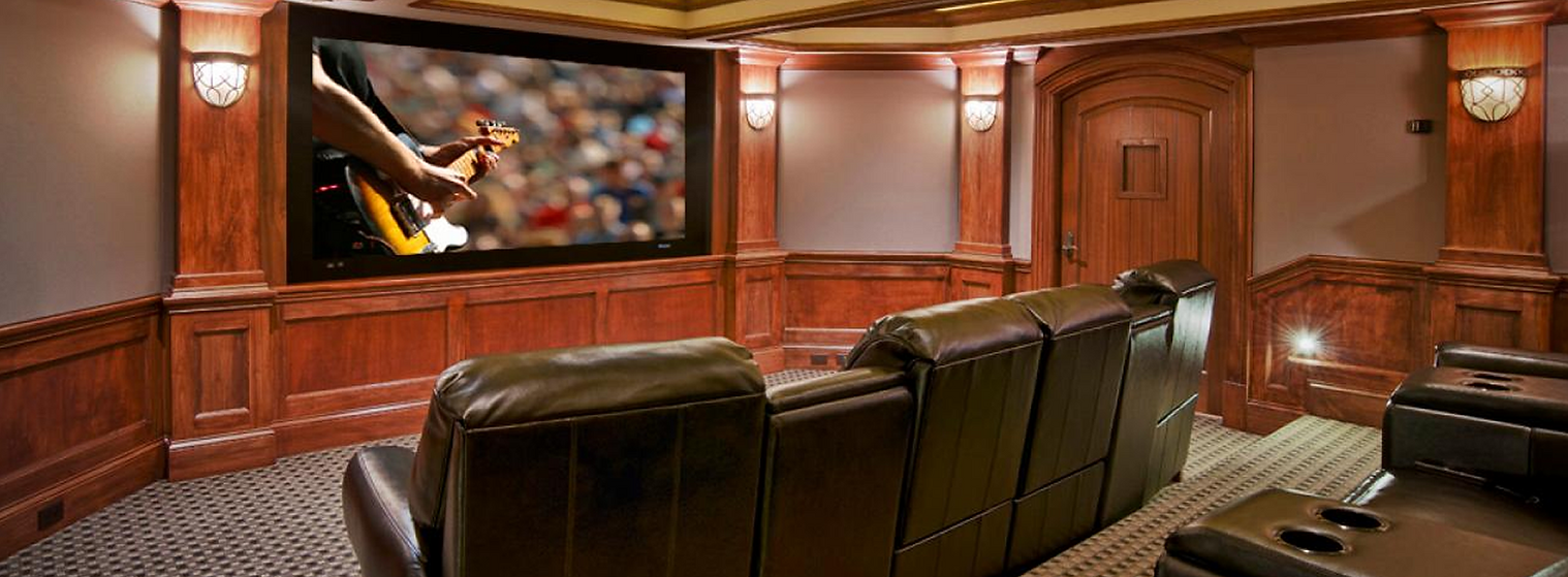 Home Theater Ideas For Amzing Home Theater Installations