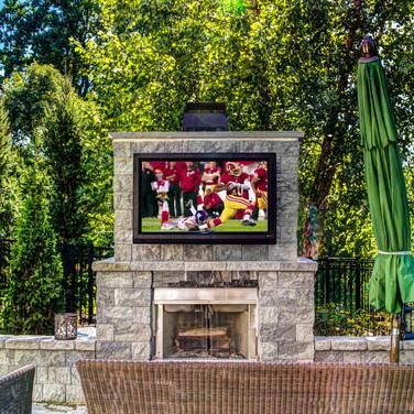Outdoor TV New Jersey