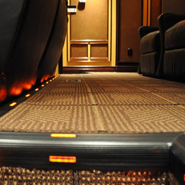Home Theater Floor Nassau County