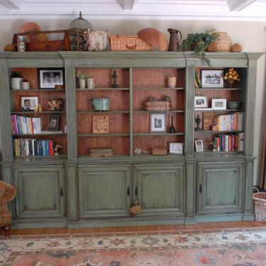 Cstom Cabinet TV Install NJ.JPG