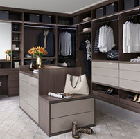 Walk In Closet Ideas With Sonos and lutron lighiting Systems NJ