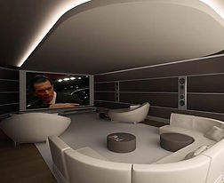 Starry Ceiling Home Theater Ceiling NJ.j