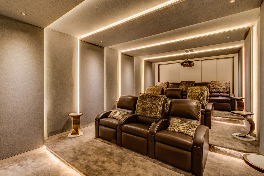 New Jersey Home Theater Installation and Design Company New Jersey