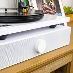 Spinbase Best Turntable Speaker System