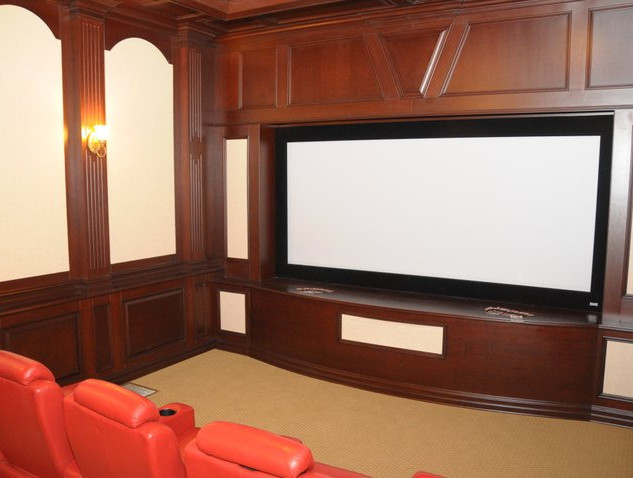 Home Theater Ideas With Console