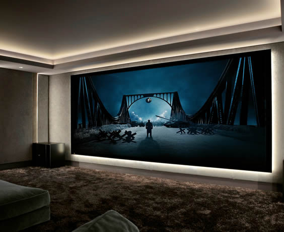 New Jersey Home Theater Design and Installation Specialist