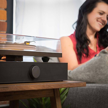 Best Turntable Speaker System Spinbase