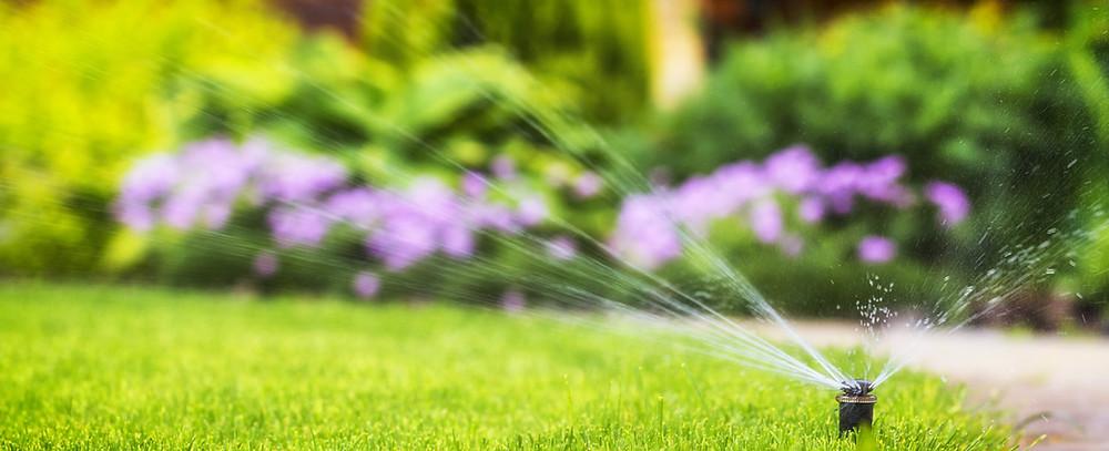 Irrigation install nj