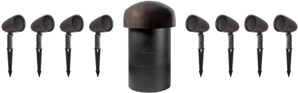 Best Complete Outdoor Speaker System NJ