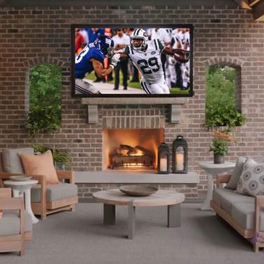 Outdoor-TV Installation -Bergen-County-N