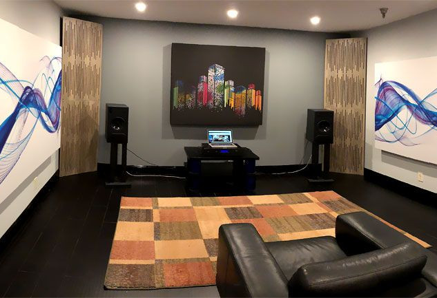 Audiophile Listening Room Ideas Monmouth County New Jersey