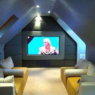 Attic Room Ideas TV Mount Manalapan NJ