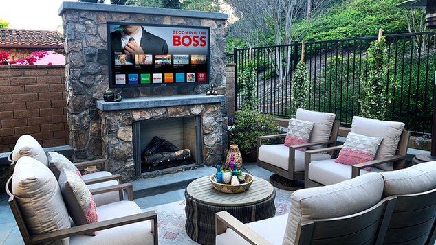 Red Bank NJ Outdoor Ideas for  TV Installation