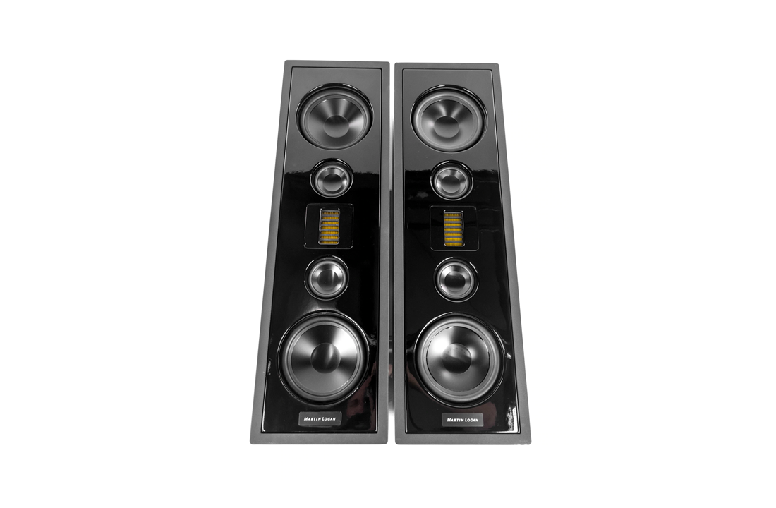 In Wall Speakers For Whole House Audio Marting Logan Dealer NJ