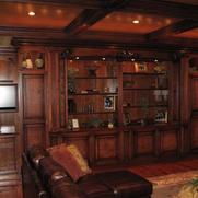 Custom Woodwork TV Installations Rumson New Jersey