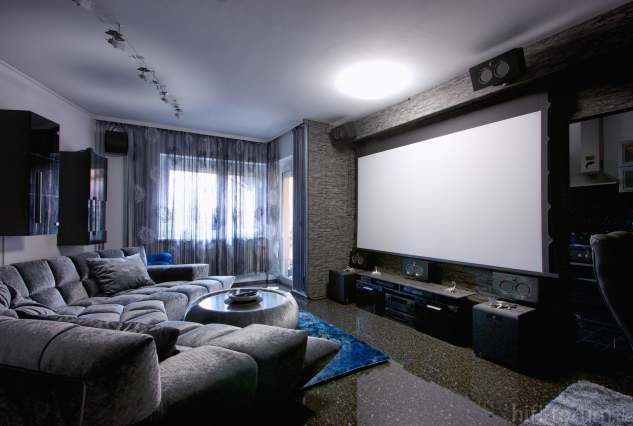 Home Theater Ideas For Family Room