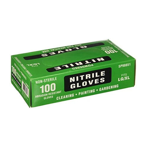 Disposable Gloves Nitrile One Time Use Glove