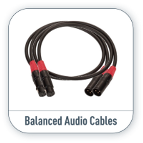 Long Island Supplier Balanced Audio Cables