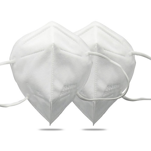 Disposable Face Mask COVID-19 Protection Mask Respirator For Face Shield
