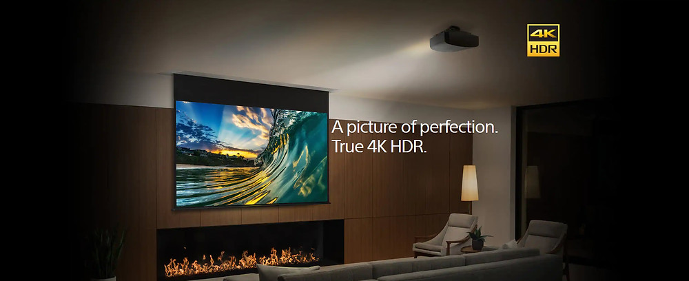 Do I need a Sony 4k Projector