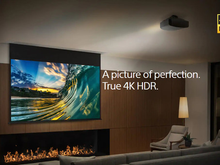 Do I Need A 4K Projector From Sony?
