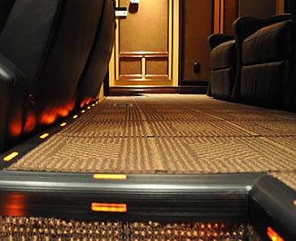 Home Theater Carpet Austin TX.