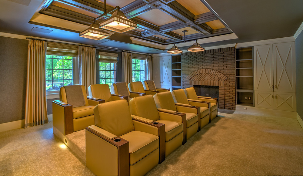 New Jersey Dealer For Luxury Home Theater Seating