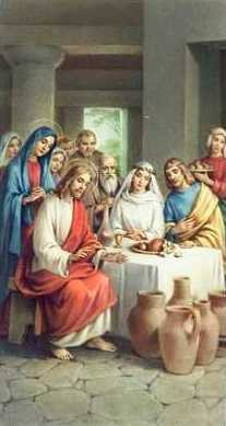 IHS Second Sunday after Epiphany—19 January A.D. 2020 Ave Maria!
