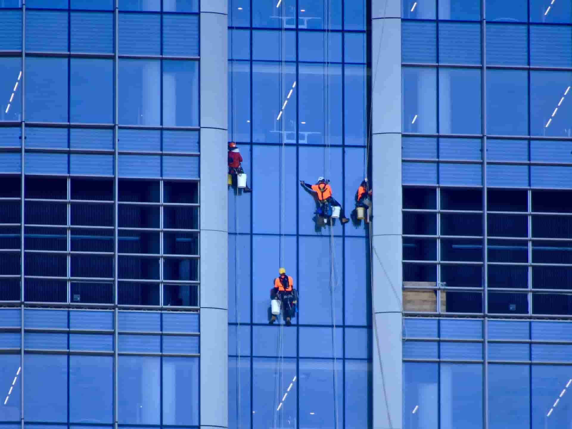 Commercial Window Cleaning Estimate