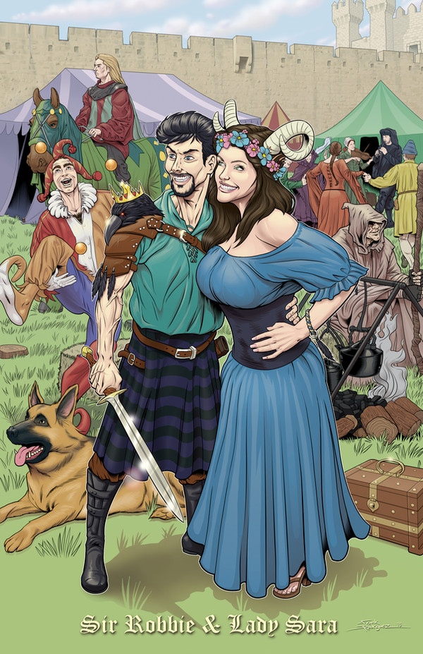 Sir Robbie and Lady Sara Poster RGB.jpg