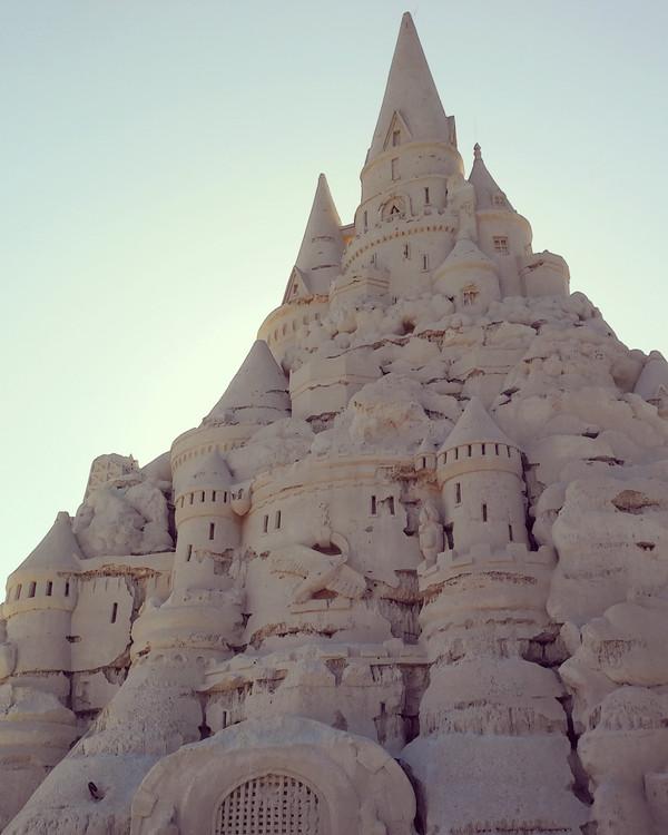 Sandcastle Wonder