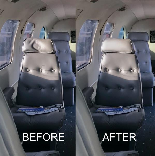 Headrest Photo Adjustment