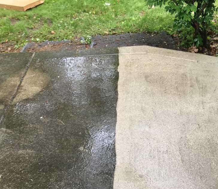 Pressure Washing Walk-through Estimate