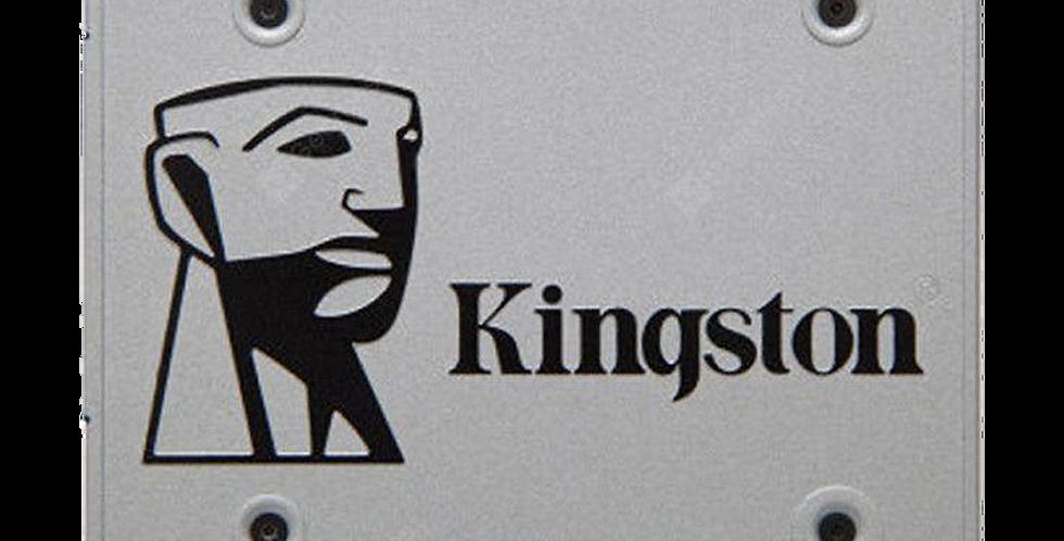 "Kingston SSD 2,5"" vari tagli di memoria"