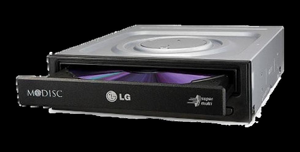 LG Lettore/Masterizzatore DVD GH24NSD1