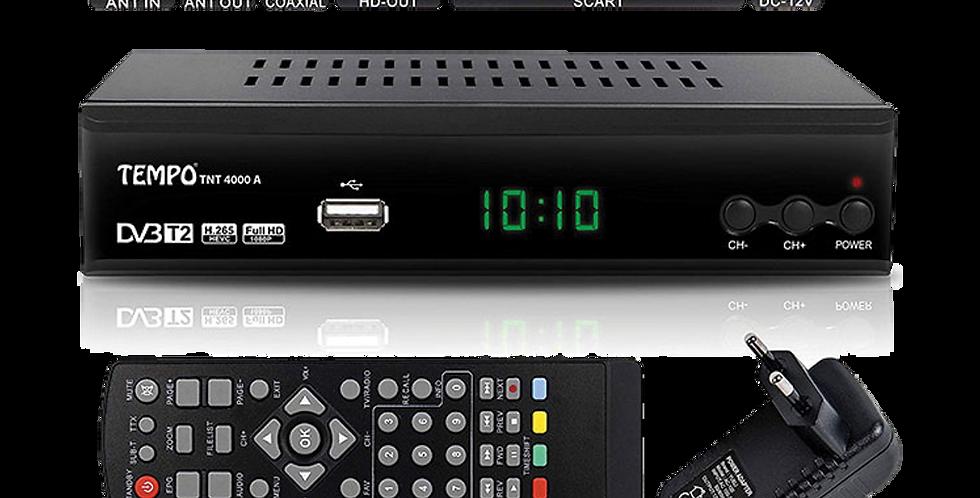 Decoder Ricevitore Digitale Terreste DVB-T2 TV SCART HDMI 1080P