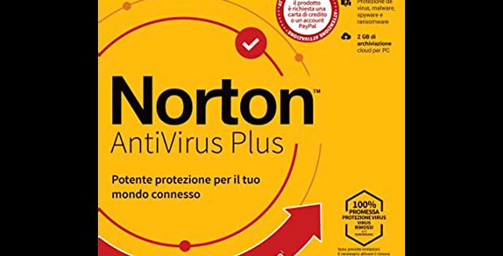 Norton Antivirus 12 mesi