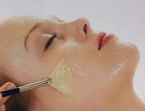 peeling facial medico