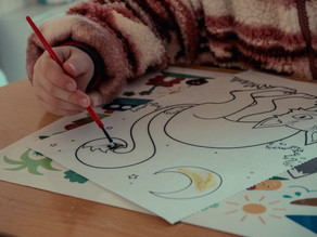 Mindfulness, Self-Reflection & The Expressive Arts For Children