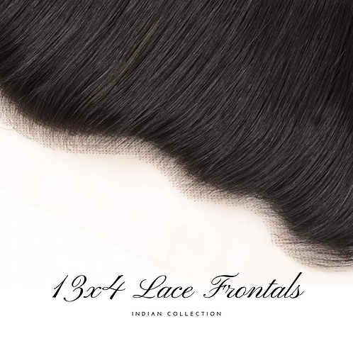13x4 HD Indian Lace Frontal