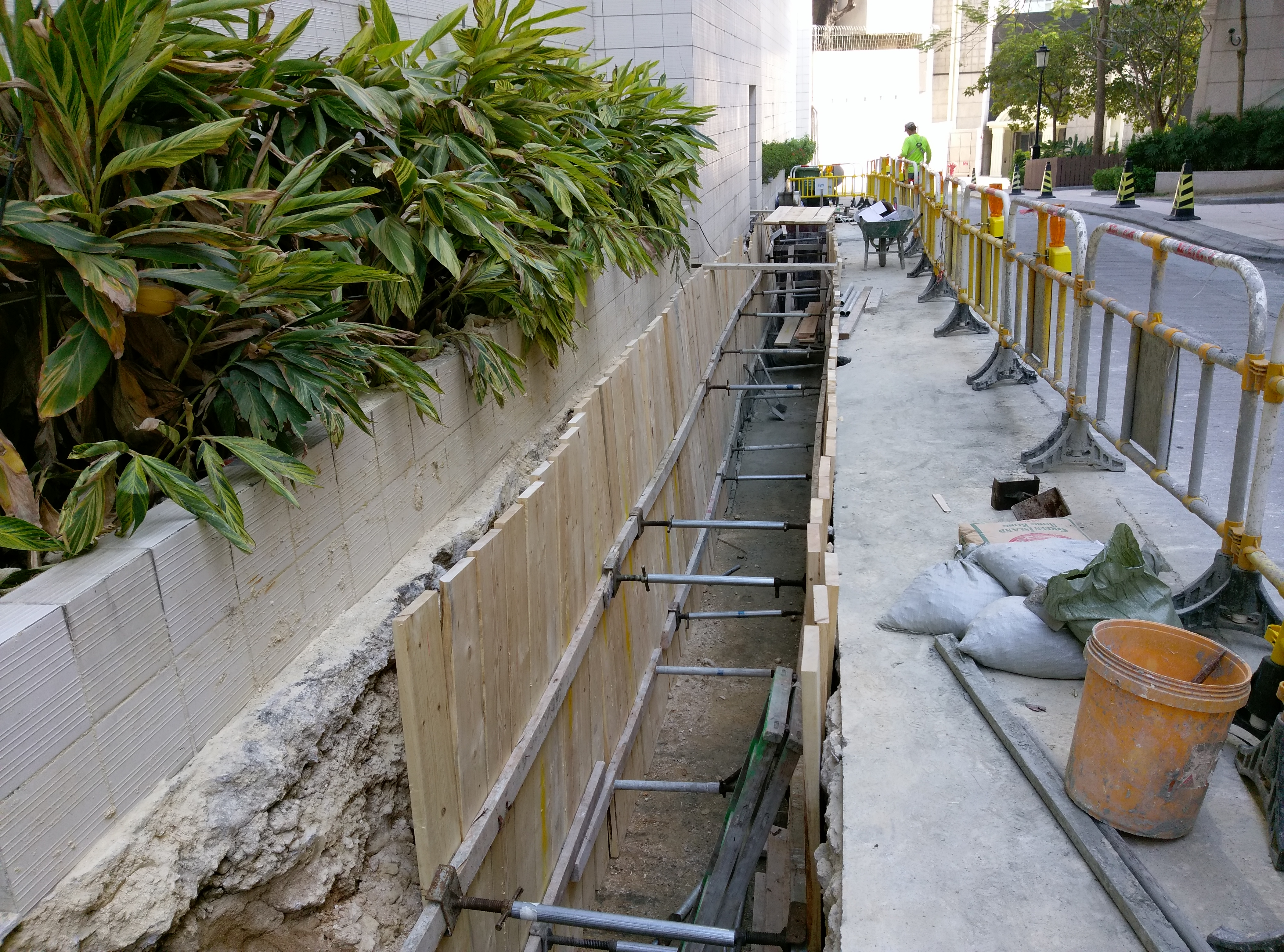 Drainage Work(Outside Site Boundary)