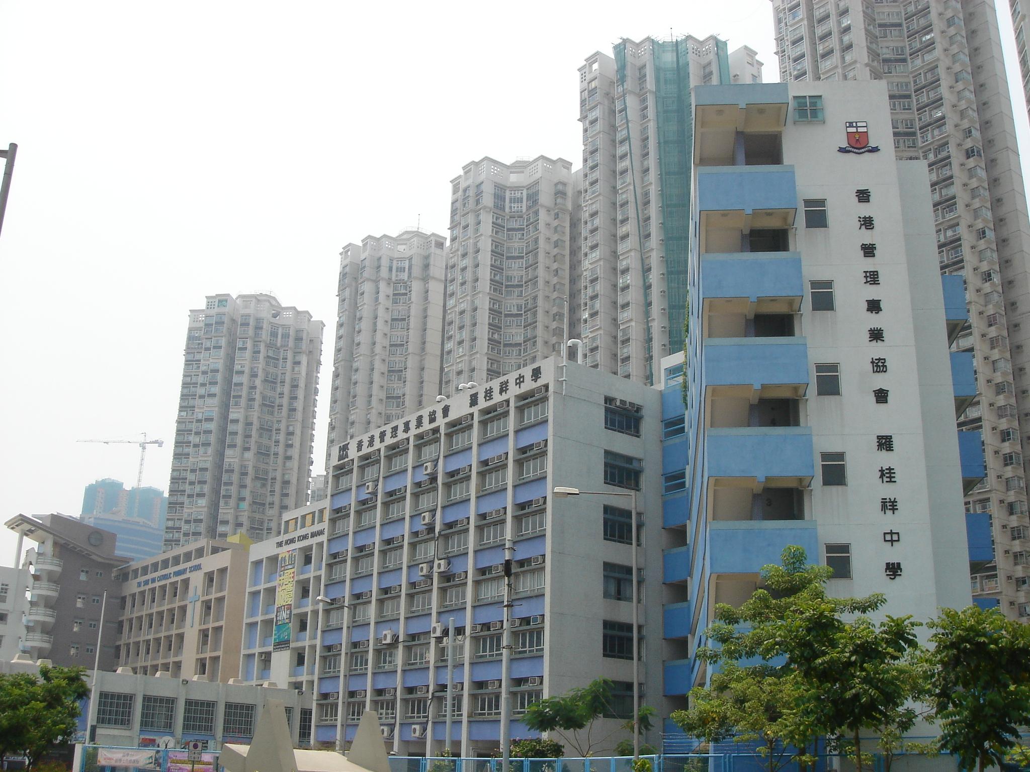 羅桂祥中學