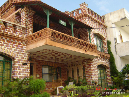 The Brick Villa