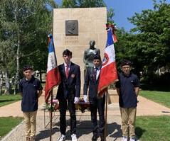 Transfert du monument Georges Leygues